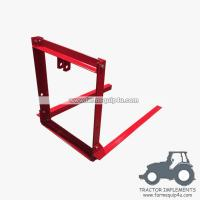 Best CAFA500 - Tractor 3-Point Carry-Alls Fork Attachment  500lbs wholesale