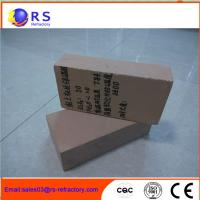 Quality Light Weight Refractory Clay Bricks , Insulating Fire Brick For Industrial Kiln wholesale