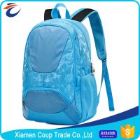 Best 600D Polyester Mens Gym Backpack , Laptop Backpack For Women 30 - 40L Capacity wholesale