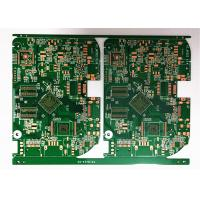 Best HDI FR4 Rigid Flex Circuit Board Green Soldermask 2OZ Copper With Immersion Gold wholesale
