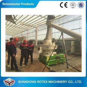Best Vertical Stainless Steel Wood Pellet Making Machine 2-3 Ton / H Capacity wholesale