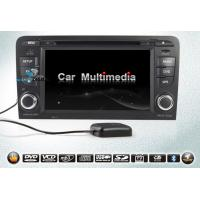 Best Android 4.0 Car Stereo for Audi A3 Sat Nav Dvd Gps Navigation Autoradio Player Multmedia AUD-7683GD wholesale