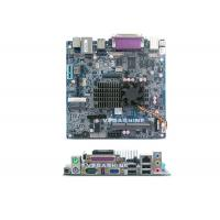 Best Intel Dual-Core C1037U CPU Industrial computer Motherboard Support VGA / LVDS / DVI wholesale