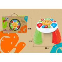 Best ABS Plastic Educational Drump Piano Infant Baby Toys ,  Musical Instruments For Toddlers wholesale