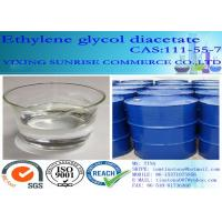Quality Core Binding Resins Ethylene Glycol Diacetate CAS 111-55-7 EGDA For Foundry Solvent wholesale