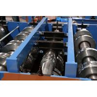 China Automatic Siding Panel and Liner Forming Machine With Hydraulic Cutting on sale