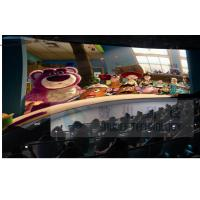 Best 4D Movie Theater With High Definition 3D Image / 7.1 Audio System wholesale