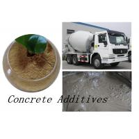 China High Purity Surface Active Agents Lignosulfonic Acid Calcium Salt CAS 8061-52-7 on sale