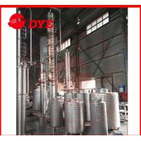 Best Manual Brandy Commercial Copper Distillery Equipment  Parrot Outlet wholesale