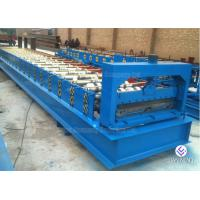 Best Hydraulic Steel Corrugated Metal Roofing Machine With Powerful Driving System wholesale