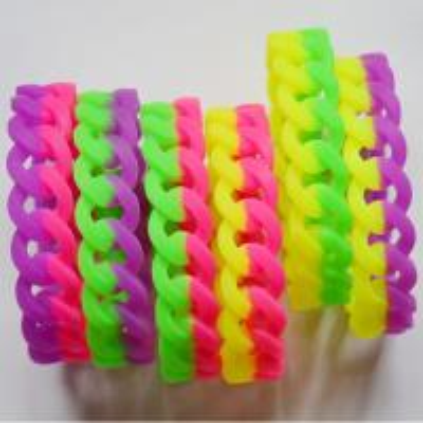 Customizable Silicone Bracelets 30