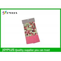 Best Non Woven Microfiber Cleaning Cloth Wth Printed Pattern Customized Color / Size wholesale