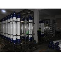 Best Commercial Reverse Osmosis Water Purification Machine SUS304 Or FRP Frame wholesale