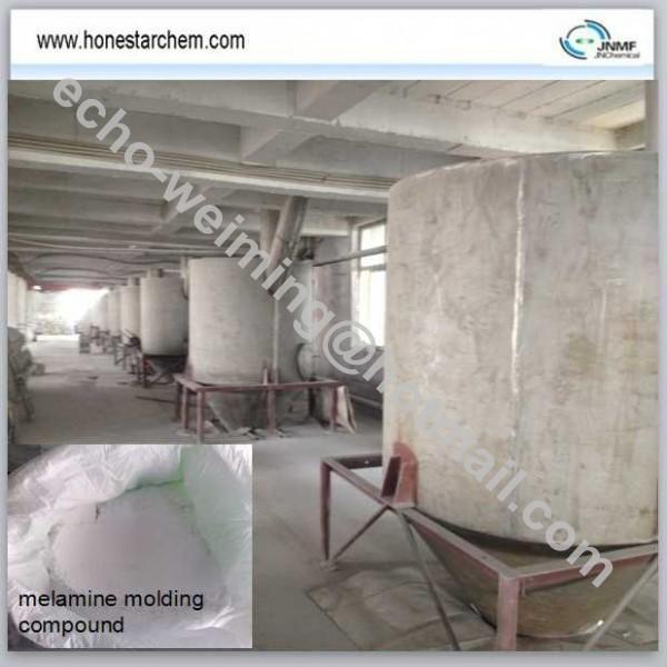 Cheap unlimited color melamine moulding compound ( MF ) for sale