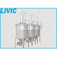 Quality Automatic Catalytic Self Cleaning Filter For Fermented Broth / Steroid Sugar wholesale