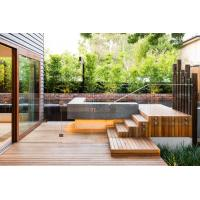 Best Air conditioned Buildings 10mm 12mm Swimming Pool Glass Fence Around Pool Safe Fencing wholesale