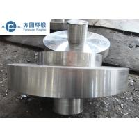 Best C45 Carbon Steel Hot Rolled  / Hot Forged Ring Normalizing for Gears wholesale