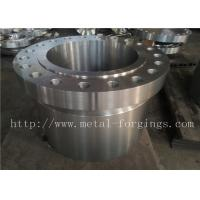 Best Pressure Vessel Stainless Steel Flange PED Certificates F304 F304L ASTM / ASME-B16.5 wholesale
