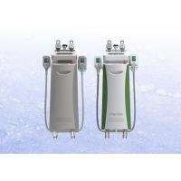 Best Multifunctional Cryolipolysis Slimming Machine , Cavitation RF Slimming Machine wholesale