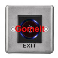 Best Infrared Stainless Steel Door Access Push Button wholesale