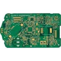 Best PI + FR4 1 OZ immersion silver 6 layers multilayer  rigid flex pcb board for MP3 wholesale