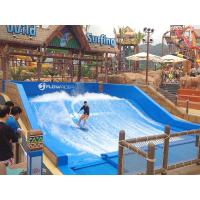 Buy cheap Popular Water Park Project Flow Rider Surf Simulator With Standard Size For Sale from wholesalers