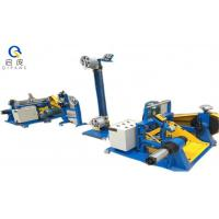 China Copper Recycling Wire Winding Machine 220V / 380V Voltage 3000 Kg Maximum Load Capacity on sale