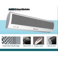Best Single Cooling Compact Commercial Air Curtain For Overhead Doors 120cm Length wholesale