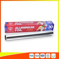 Best Customized Kitchen Aluminium Foil Roll Food Grade , Aluminium Wrapping Paper wholesale