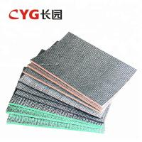 Best xlpe aluminum foil foam building material wholesale