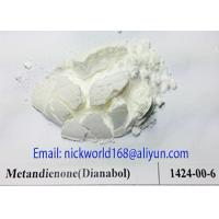 Quality CAS 72-63-9  Fat Burner Powder Dianabol Methandienone For Bodybuilding ISO Approved wholesale