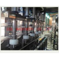 Cheap 900 Barrels / H 5 Gallon Barreled Drinking Water Filling Machine Line PLC for sale
