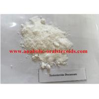 Best Muscle Growth Testosterone Decanoate / Test D Powder 5721-91-5 White Power wholesale