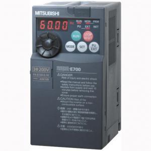 Best MITSUBISHI  S520S S540E F700 A700 F740 Series inverter control module system PLC/HMI interver wholesale