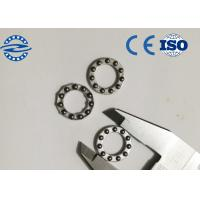 Buy cheap Chrome Steel Ball Bearings , 51200 51211 Stainless Steel Thrust Bearing from wholesalers