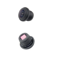 China Waterproof Anti Fog 6G F1.6 1.67mm Car Rear View Lens on sale