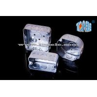 Best Galvanized Steel Electrical Boxes And Covers wholesale