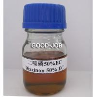China Diazinon 333-41-5 fruit tree insects and mites Pesticides Chemical Insecticide on sale