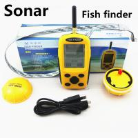 Details of europe lucky wireless fish finder 70 100m for Cheap fish finder