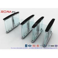 Best Polishing Surface Speed Gate Turnstile , Automated Turnstile Entry Systems wholesale