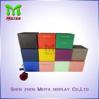 Best Colorful Gift Packaging Boxes , Black Yellow Green Kraft paper packaging box wholesale