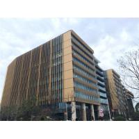 Buy cheap Easy Install Terracotta Facade Cladding , Exterior Building Cladding Anti - Pollution from wholesalers