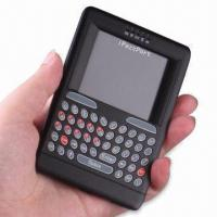 Buy cheap 2.4GHz Mini PC Keyboard with Touchpad, Windows Multimedia Control and PC Remote, from wholesalers