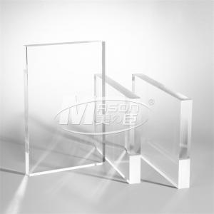 Best Pmma Clear Acrylic Sheet Transparent Acrylic Sheet 1220x1830mm 2000x3000mm wholesale
