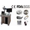 Buy cheap 20W 50W Mini Laser Marking Machine , Raycus IPG MAX Fiber Laser Machine from wholesalers