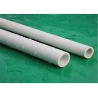 Best Intensive Plumbing Ppr Pipe For Hot Water Custom Color High Temperature Resistance wholesale