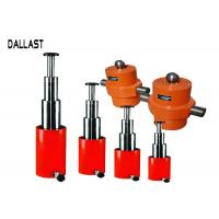 Best Piston Telescopic Single Acting Hydraulic Cylinder for Garbage Truck / Dump Truck wholesale