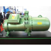 Best Green And Big Bitzer Screw Compressor With R-22 R-134a R407C , CSW7583-100(Y) wholesale