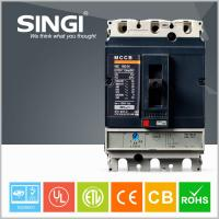 Best SINGI 160amp Moulded Case Circuit Breaker mccb for industrial , commercial wholesale