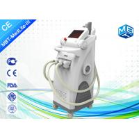 Buy cheap 3 in 1 Multifunctional IPL Beauty Machine / shr ssr elight ipl hair removal from wholesalers